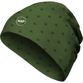 HAD Merino Bonnet, army green rhombus